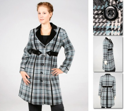 zaftique coat